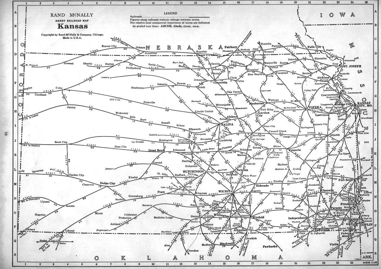 P-FMSIG :: 1948 U S  Railroad Atlas